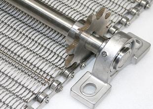链条不锈钢输送带