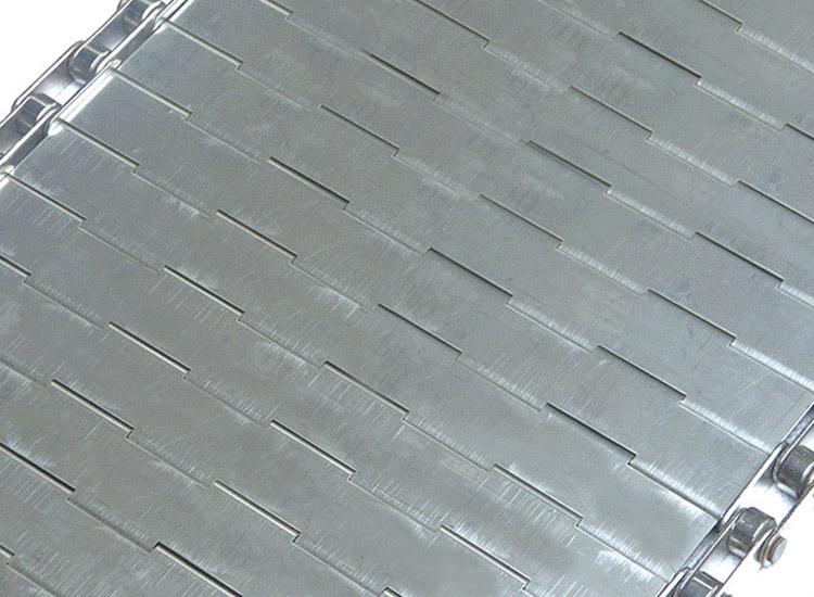 不锈钢链板输送带