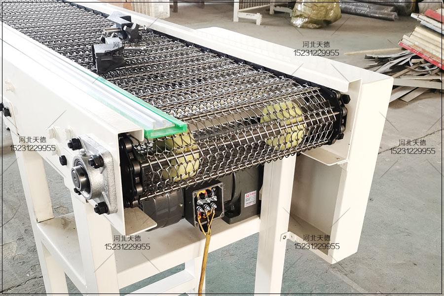 浓缩设备网带输送机故障原因及消除方法