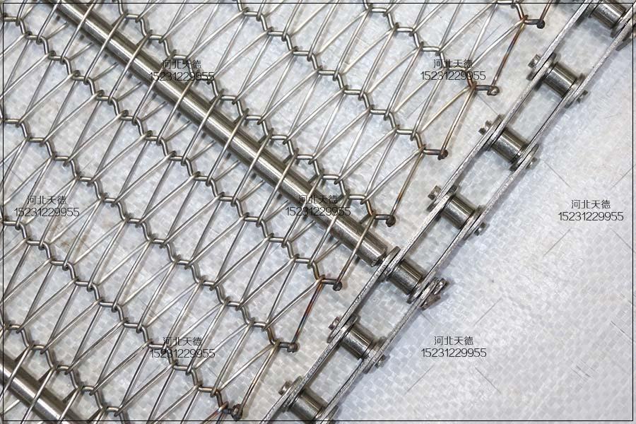 鱼虾蟹棒速冻不锈钢网带使用寿命的方法