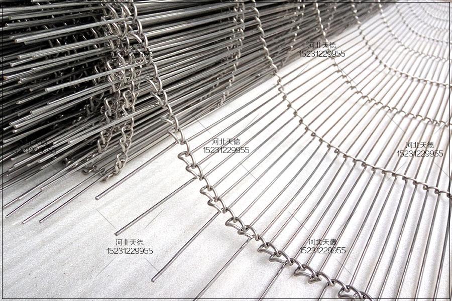连续式油渣过滤不锈钢网带表面不被腐蚀