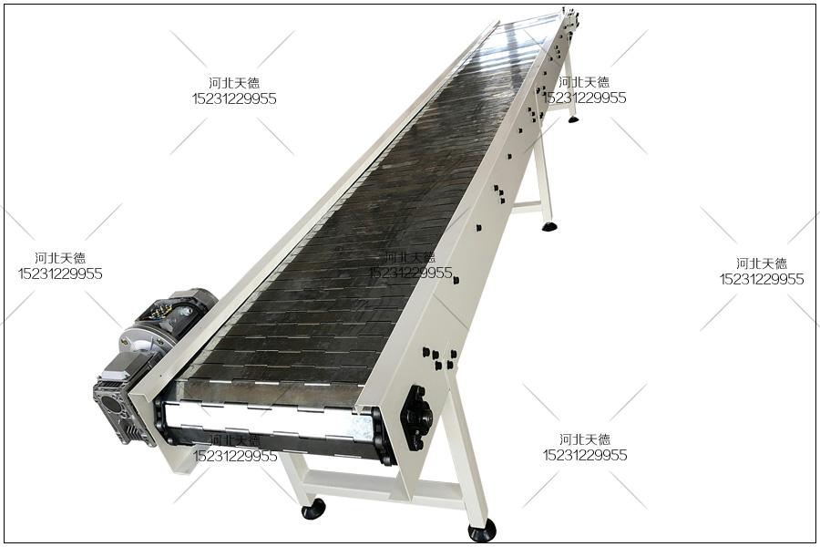 金属链板输送机与链板提升机常用于哪些行业中呢?