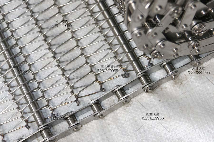 螺蛳粉巴氏杀菌机非标链条输送网带