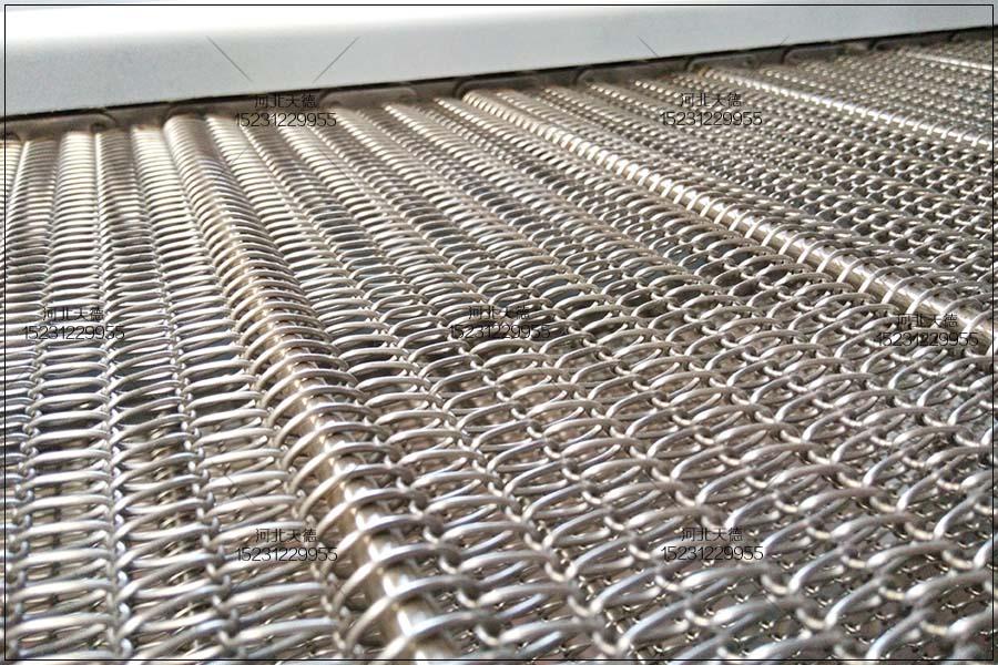 菊花烘干机专用不锈钢网带、热风循环