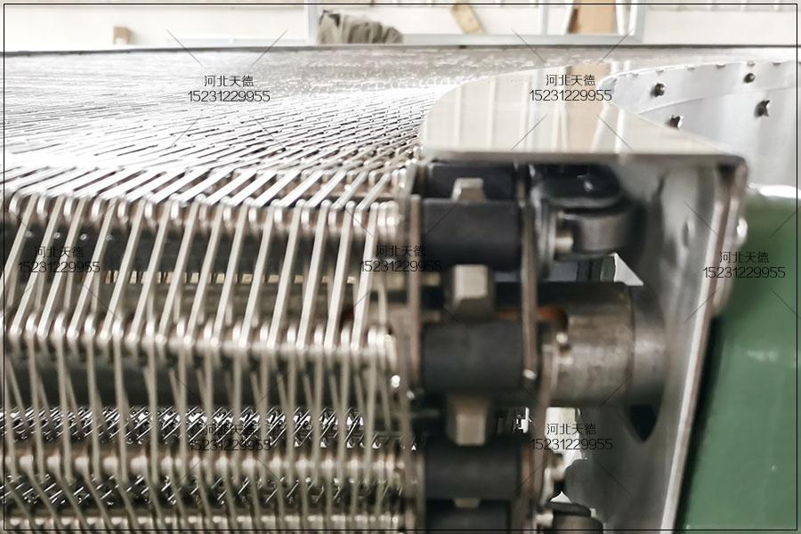 流水线输送机链轮磨损的处理方式