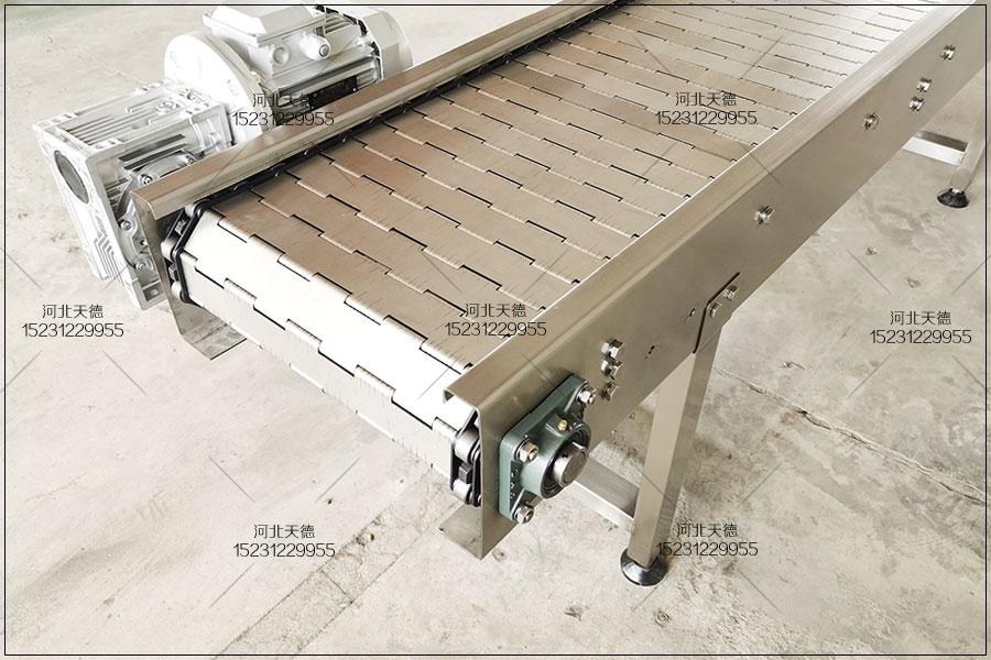 带鱼生产线网带链板线特点