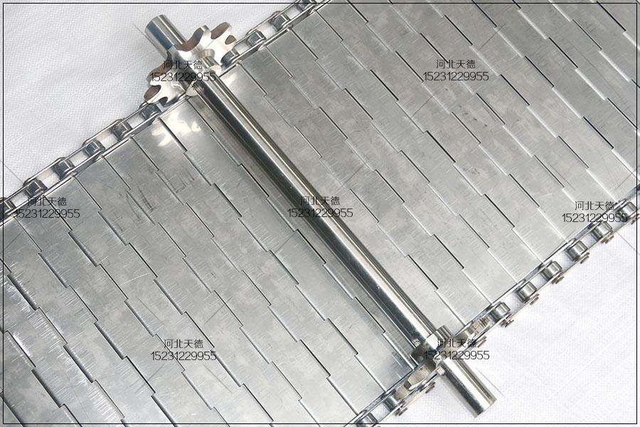 饼干生产线流水线不锈钢输送带特点