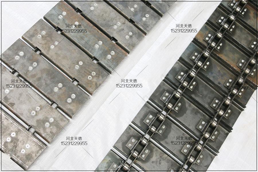 家电组装线链板不锈钢输送带结构与发展